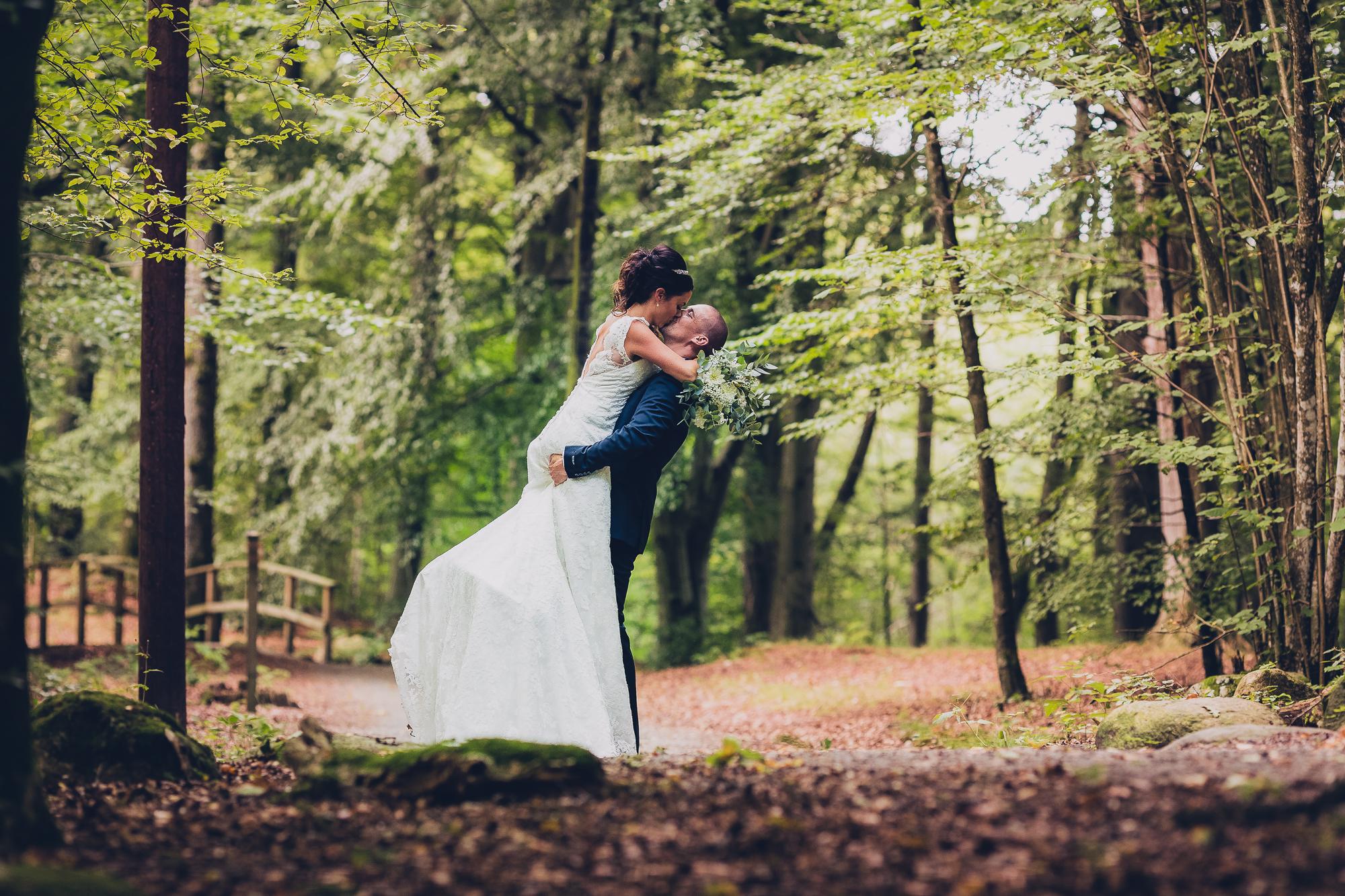 Bröllopsfoto - Platinumpaket