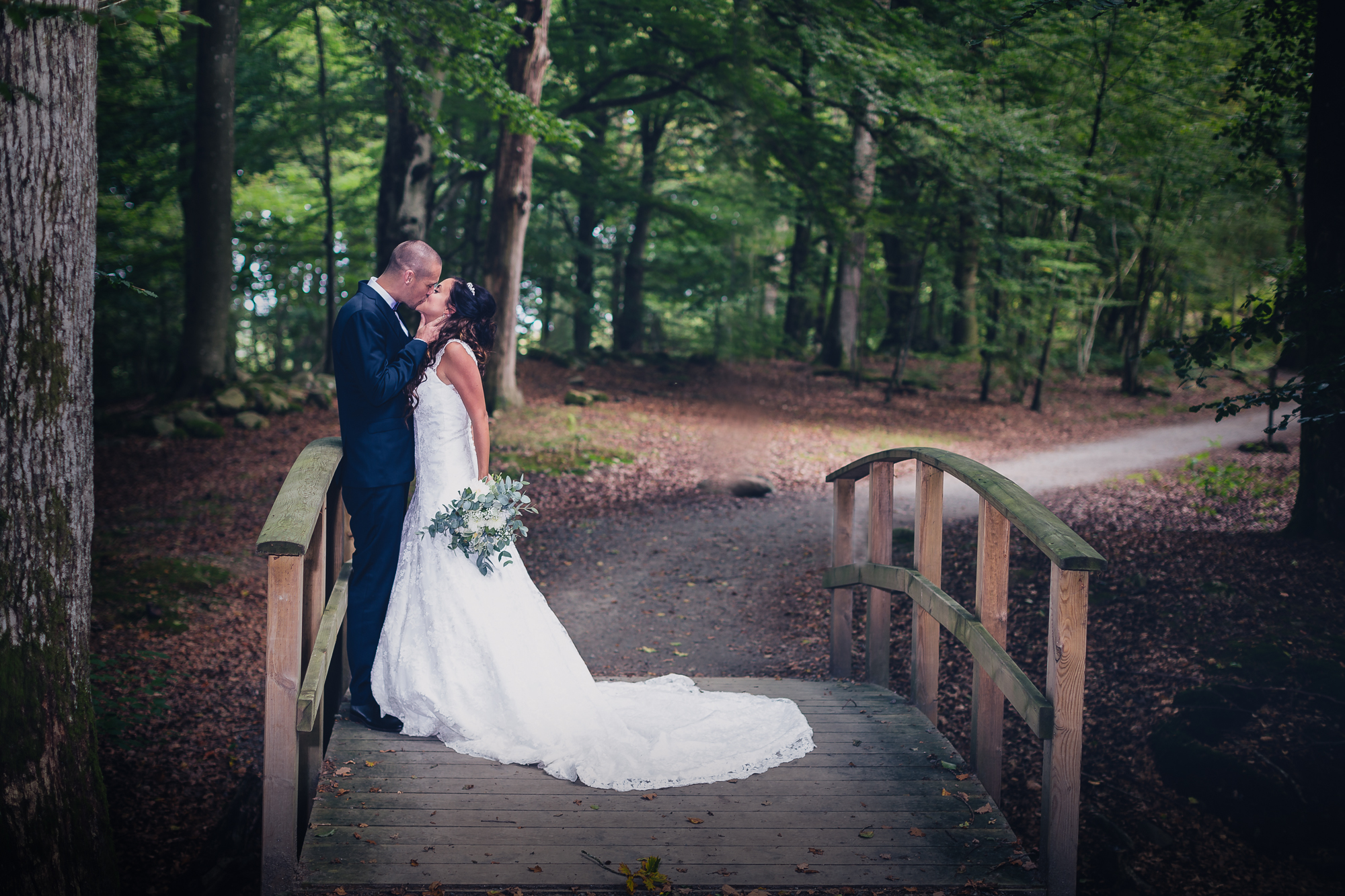 Bröllopsfoto - Guldpaket